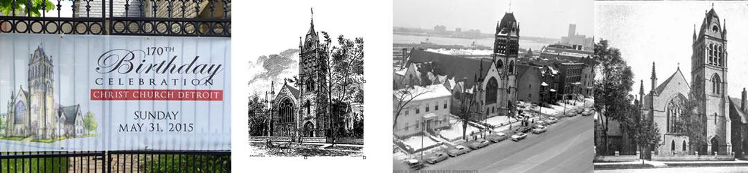 History of Christ Church Detroit