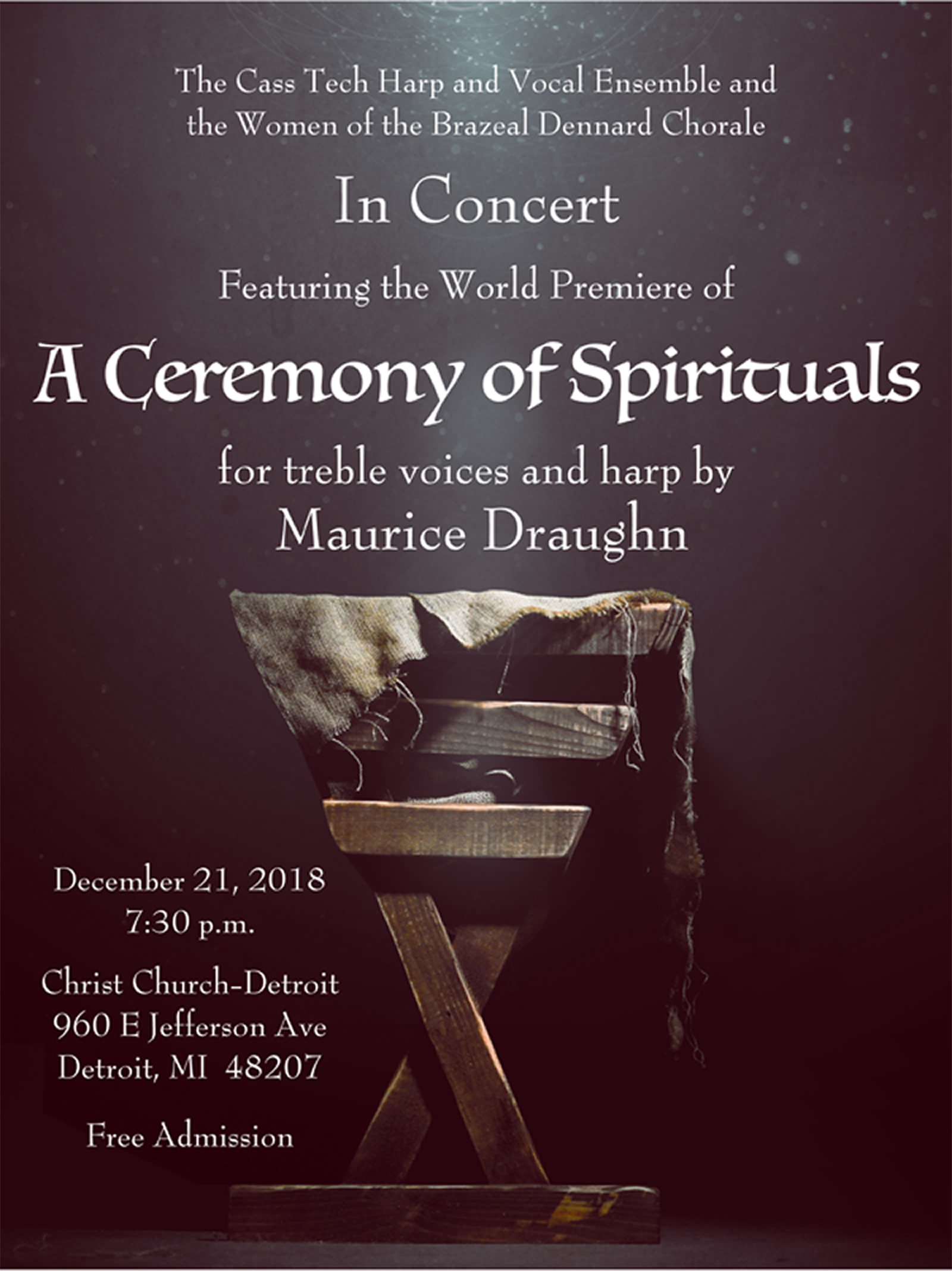 Events at Christ Church Detroit
